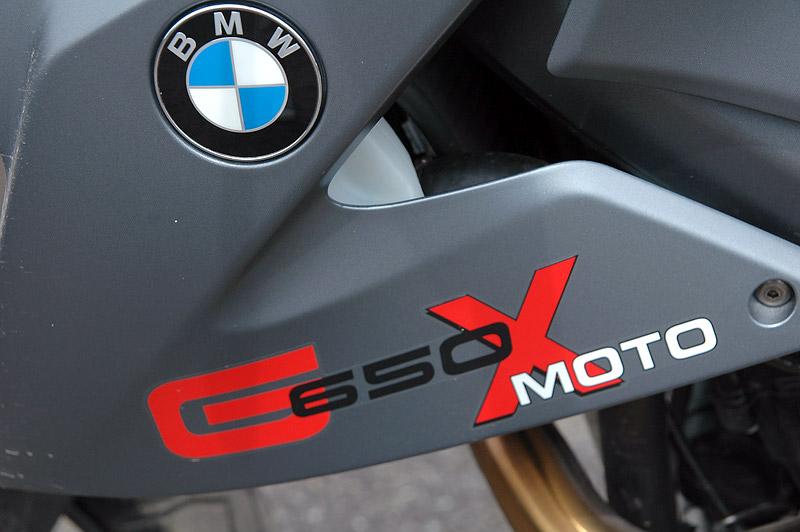 Test - BMW G650 Xmoto: hračka do města: - fotka 28