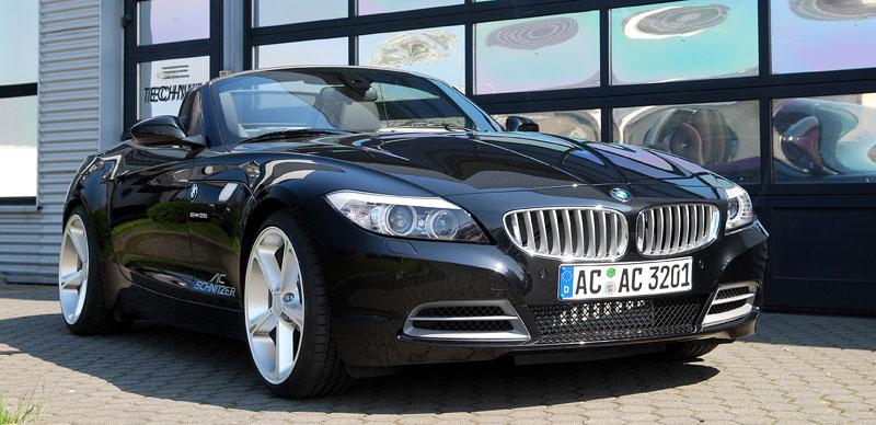 BMW Z4: už se tuní: - fotka 6
