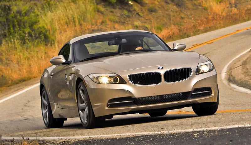 BMW Z4: nový základ bude přeplňovaný čtyřválec: - fotka 1