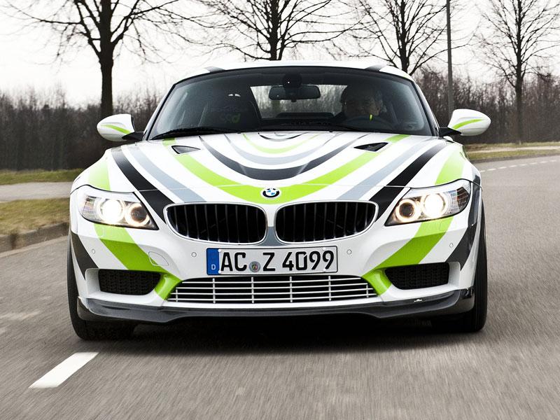 Ženeva 2011: AC Schnitzer Z4 99d - Efficient Performance v praxi: - fotka 1