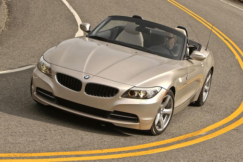 BMW Z4: nový základ bude přeplňovaný čtyřválec: - fotka 2