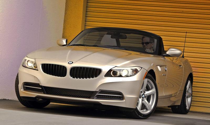 BMW Z4: nový základ bude přeplňovaný čtyřválec: - fotka 3