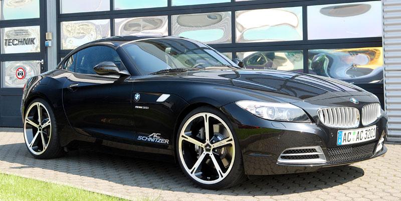 BMW Z4: už se tuní: - fotka 7