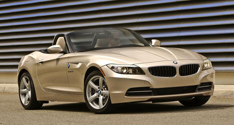 BMW Z4: nový základ bude přeplňovaný čtyřválec: - fotka 4