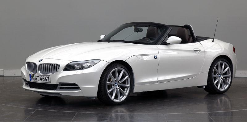 BMW Design Pure Balance: nový paket pro Z4: - fotka 1