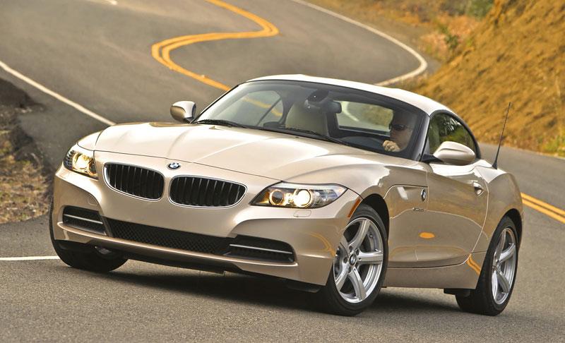 BMW Z4: nový základ bude přeplňovaný čtyřválec: - fotka 5