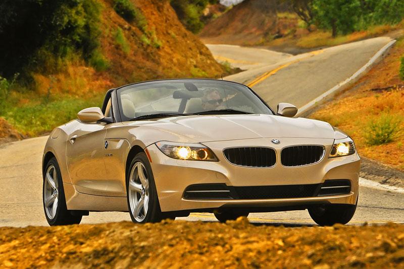 BMW Z4: nový základ bude přeplňovaný čtyřválec: - fotka 6