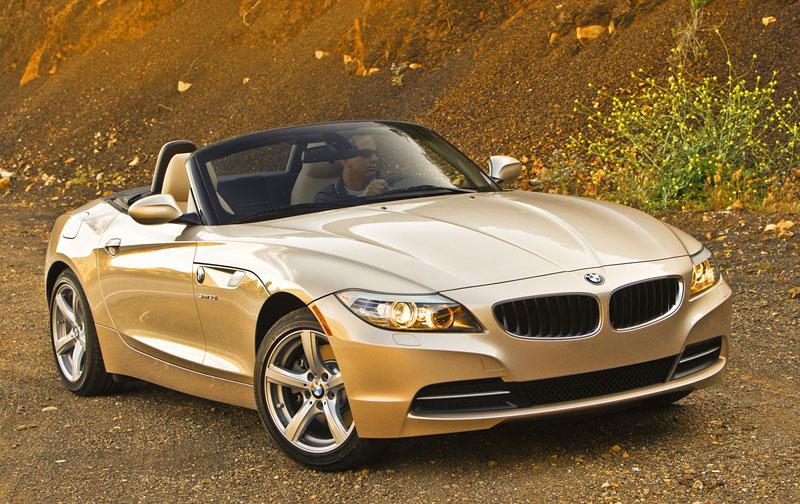 BMW Z4: nový základ bude přeplňovaný čtyřválec: - fotka 7