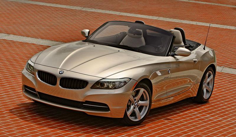 BMW Z4: nový základ bude přeplňovaný čtyřválec: - fotka 10