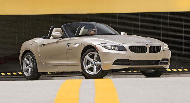 BMW Z4: nový základ bude přeplňovaný čtyřválec: - fotka 11