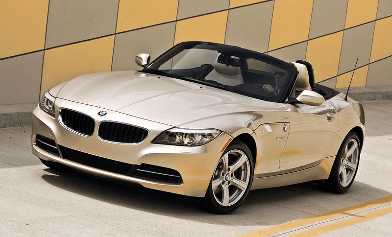 BMW Z4: nový základ bude přeplňovaný čtyřválec: - fotka 12