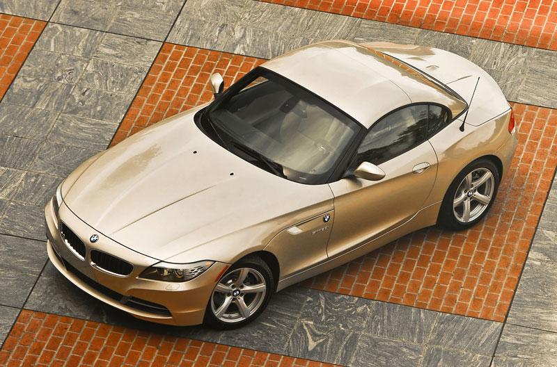 BMW Z4: nový základ bude přeplňovaný čtyřválec: - fotka 13