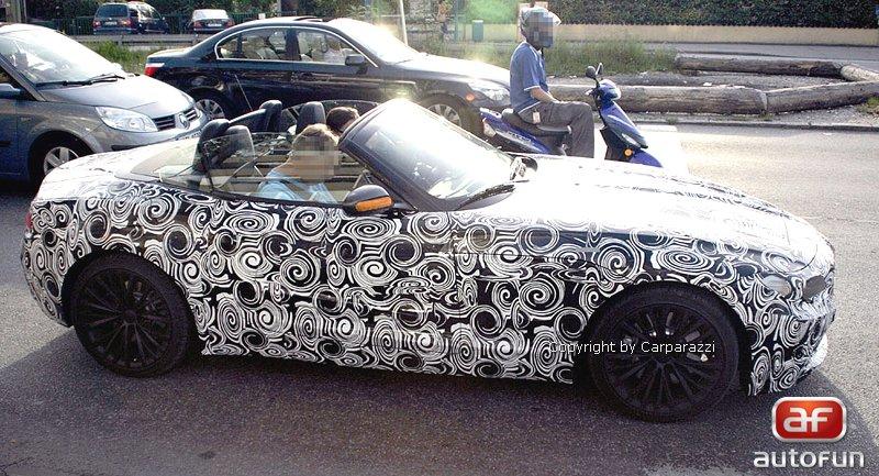 Spy Photos: BMW Z4 jako od Picassa: - fotka 3