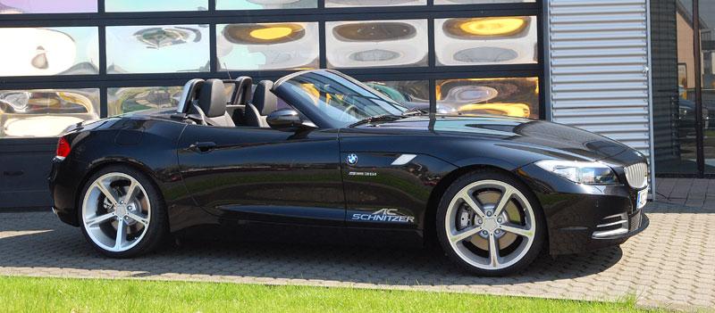 BMW Z4: už se tuní: - fotka 10