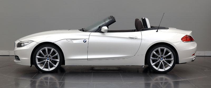 BMW Design Pure Balance: nový paket pro Z4: - fotka 2