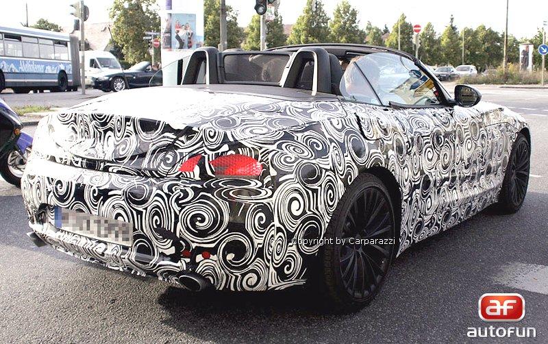 Spy Photos: BMW Z4 jako od Picassa: - fotka 4
