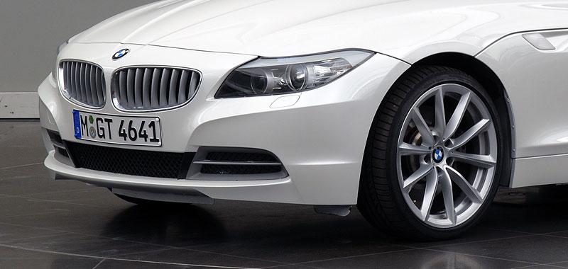 BMW Design Pure Balance: nový paket pro Z4: - fotka 5