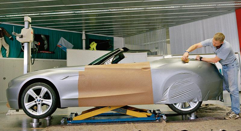 BMW Z4: další fotografie: - fotka 50