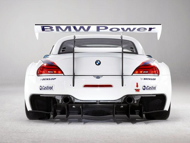BMW Z4 GT3: první