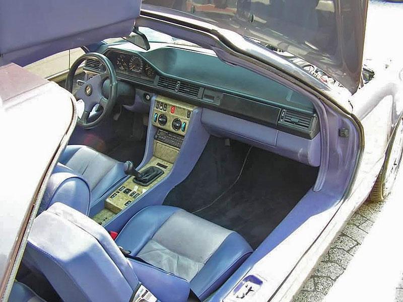 """Boschert B300 chtěl být """"racek"""" začátku 90. let. Vznikl ale zřejmě jen jeden kus. A ten je právě na prodej: - fotka 1"""