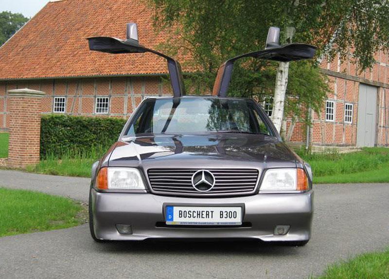 """Boschert B300 chtěl být """"racek"""" začátku 90. let. Vznikl ale zřejmě jen jeden kus. A ten je právě na prodej: - fotka 2"""