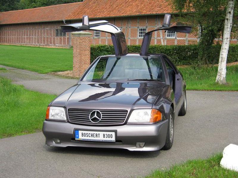 """Boschert B300 chtěl být """"racek"""" začátku 90. let. Vznikl ale zřejmě jen jeden kus. A ten je právě na prodej: - fotka 5"""