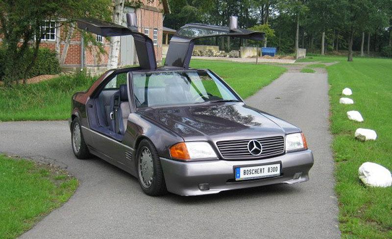 """Boschert B300 chtěl být """"racek"""" začátku 90. let. Vznikl ale zřejmě jen jeden kus. A ten je právě na prodej: - fotka 8"""
