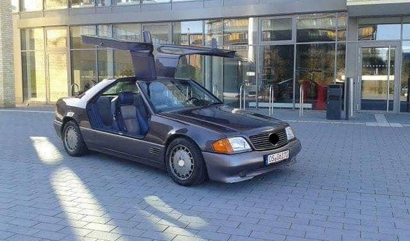 """Boschert B300 chtěl být """"racek"""" začátku 90. let. Vznikl ale zřejmě jen jeden kus. A ten je právě na prodej: - fotka 9"""