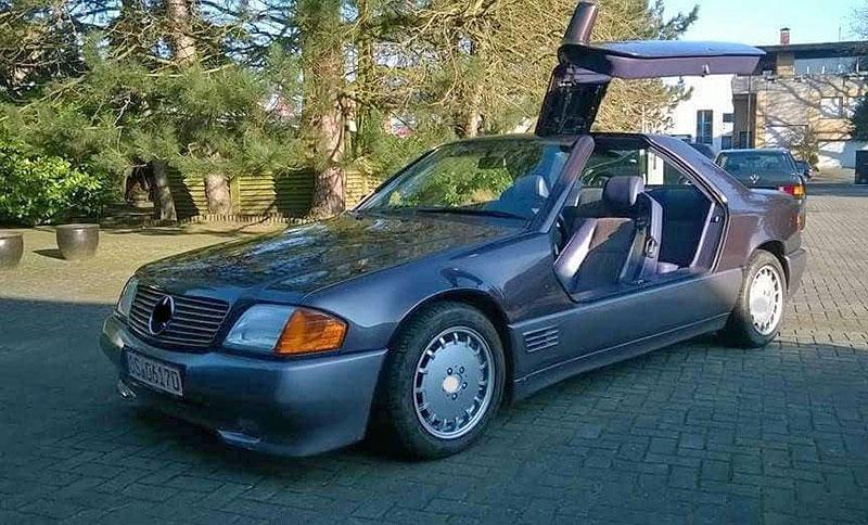 """Boschert B300 chtěl být """"racek"""" začátku 90. let. Vznikl ale zřejmě jen jeden kus. A ten je právě na prodej: - fotka 10"""