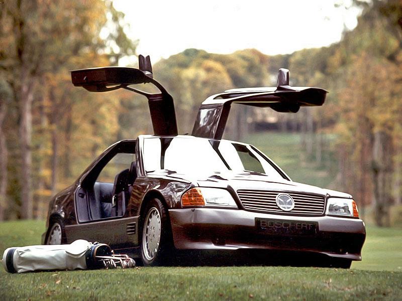 """Boschert B300 chtěl být """"racek"""" začátku 90. let. Vznikl ale zřejmě jen jeden kus. A ten je právě na prodej: - fotka 11"""