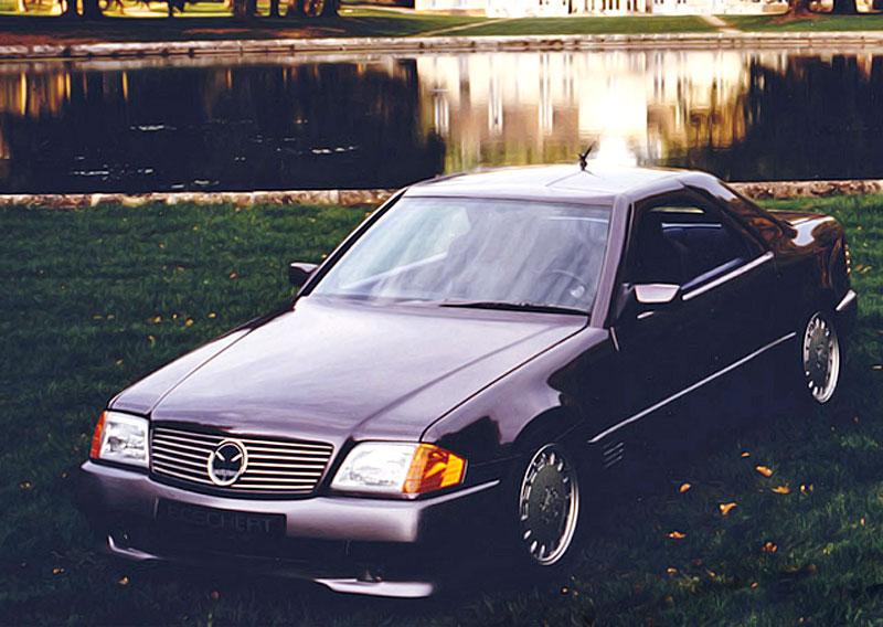 """Boschert B300 chtěl být """"racek"""" začátku 90. let. Vznikl ale zřejmě jen jeden kus. A ten je právě na prodej: - fotka 12"""