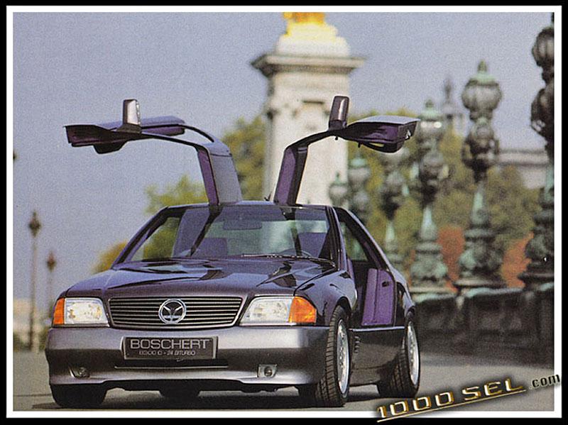 """Boschert B300 chtěl být """"racek"""" začátku 90. let. Vznikl ale zřejmě jen jeden kus. A ten je právě na prodej: - fotka 15"""