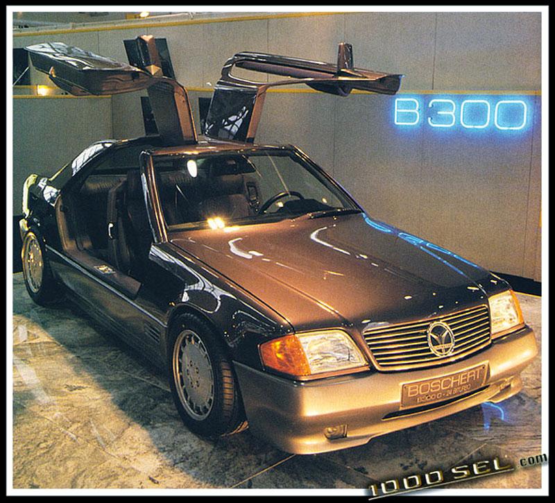 """Boschert B300 chtěl být """"racek"""" začátku 90. let. Vznikl ale zřejmě jen jeden kus. A ten je právě na prodej: - fotka 16"""