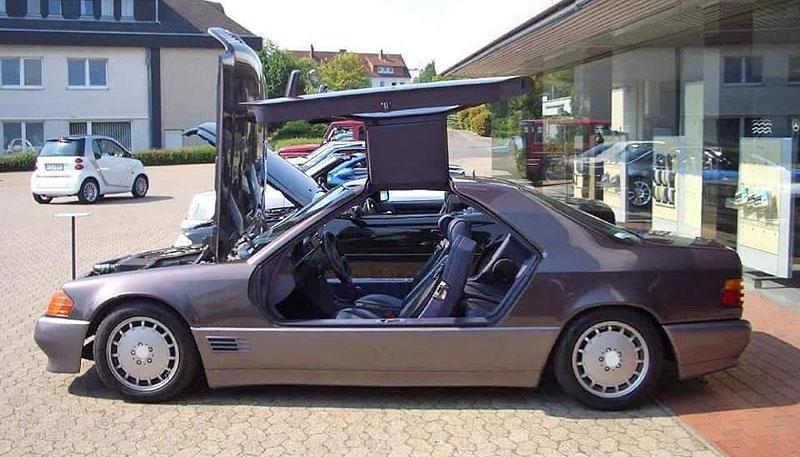 """Boschert B300 chtěl být """"racek"""" začátku 90. let. Vznikl ale zřejmě jen jeden kus. A ten je právě na prodej: - fotka 18"""