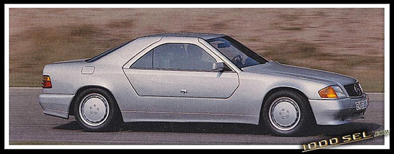 """Boschert B300 chtěl být """"racek"""" začátku 90. let. Vznikl ale zřejmě jen jeden kus. A ten je právě na prodej: - fotka 20"""