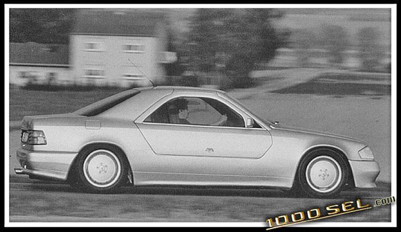 """Boschert B300 chtěl být """"racek"""" začátku 90. let. Vznikl ale zřejmě jen jeden kus. A ten je právě na prodej: - fotka 21"""