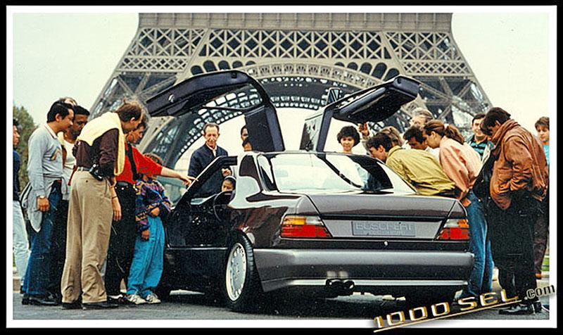 """Boschert B300 chtěl být """"racek"""" začátku 90. let. Vznikl ale zřejmě jen jeden kus. A ten je právě na prodej: - fotka 23"""