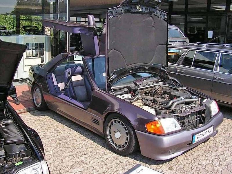 """Boschert B300 chtěl být """"racek"""" začátku 90. let. Vznikl ale zřejmě jen jeden kus. A ten je právě na prodej: - fotka 24"""