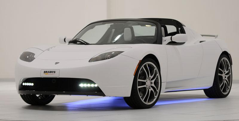 Autosalon Ženeva: Tesla by Brabus live: - fotka 26