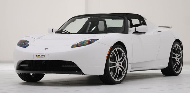 Autosalon Ženeva: Tesla by Brabus live: - fotka 27