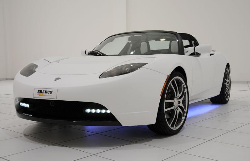 Autosalon Ženeva: Tesla by Brabus live: - fotka 28