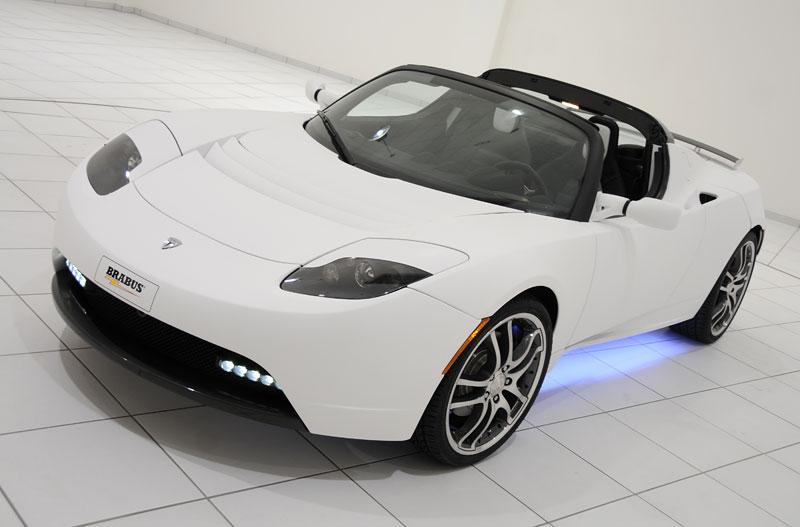 Autosalon Ženeva: Tesla by Brabus live: - fotka 29