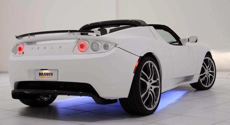 Autosalon Ženeva: Tesla by Brabus live: - fotka 33