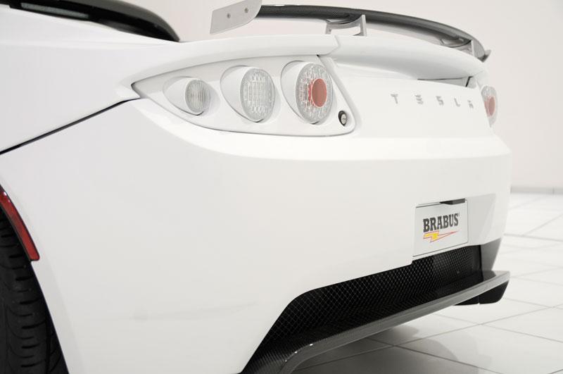 Autosalon Ženeva: Tesla by Brabus live: - fotka 43