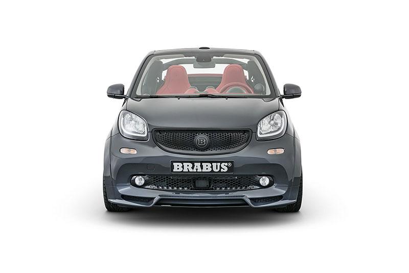 Brabus má auto pro lidi, kteří už opravdu nevědí, co z penězi. Je malé, drahé a docela pomalé: - fotka 6