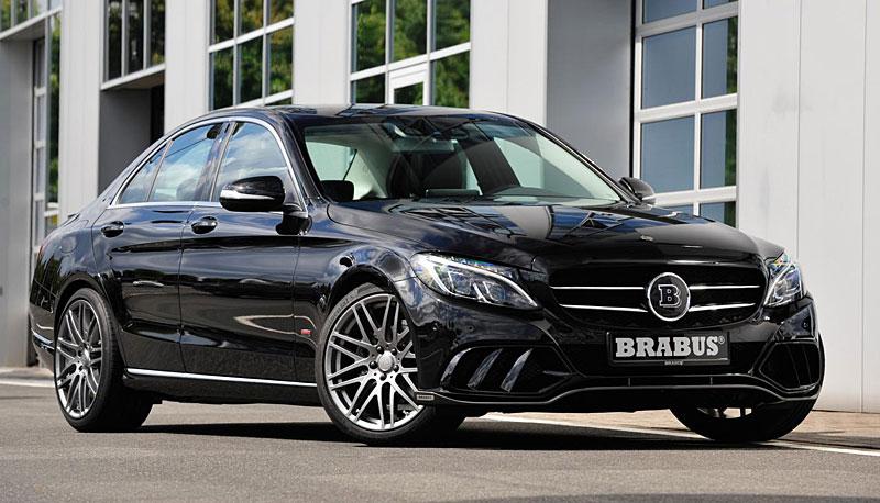 Mercedes-Benz C: Ostřejší díky úpravě Brabus: - fotka 1