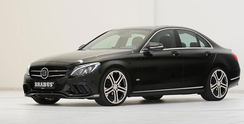 Mercedes-Benz C: Ostřejší díky úpravě Brabus: - fotka 2