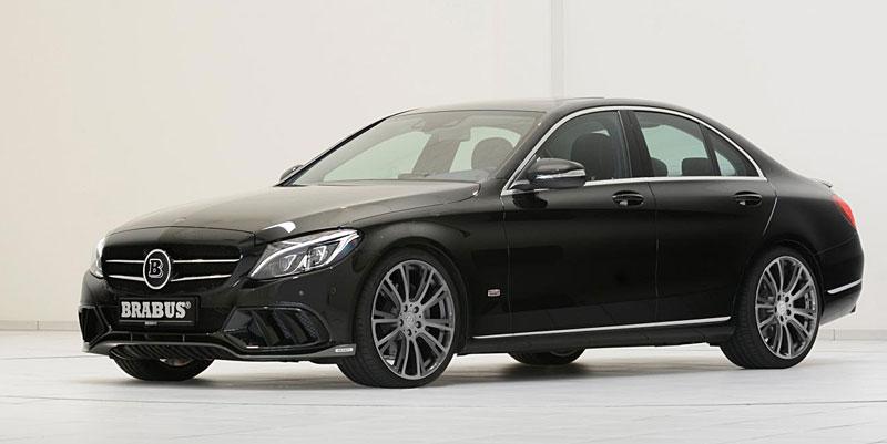 Mercedes-Benz C: Ostřejší díky úpravě Brabus: - fotka 3