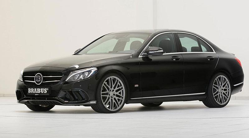 Mercedes-Benz C: Ostřejší díky úpravě Brabus: - fotka 4