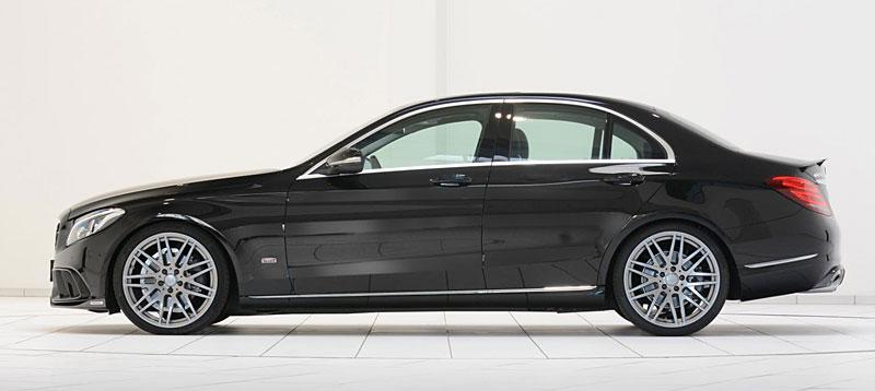 Mercedes-Benz C: Ostřejší díky úpravě Brabus: - fotka 7